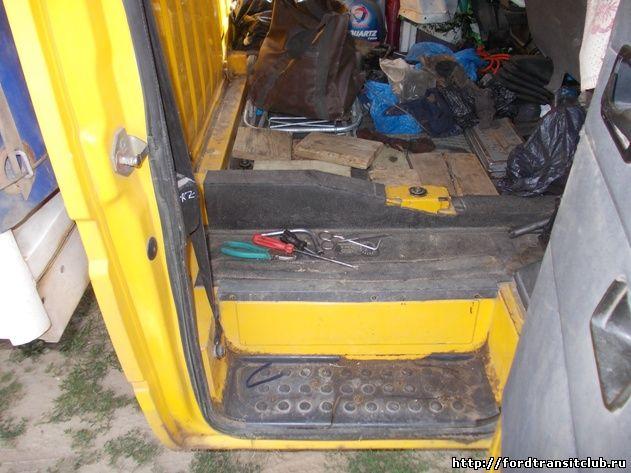 Кузовной ремонт 21213 своими руками 23