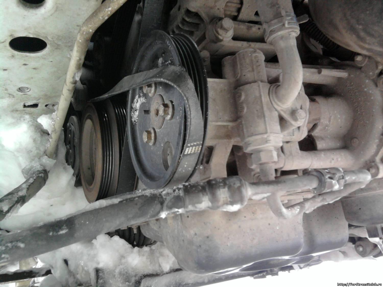 Ремень генератора форд транзит 2 фотография