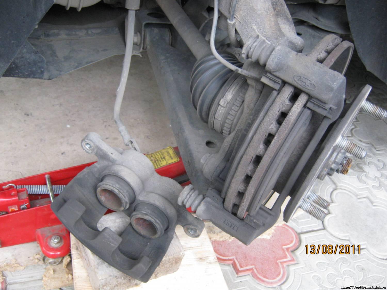 Стойки передние для форд транзит 6 фотография